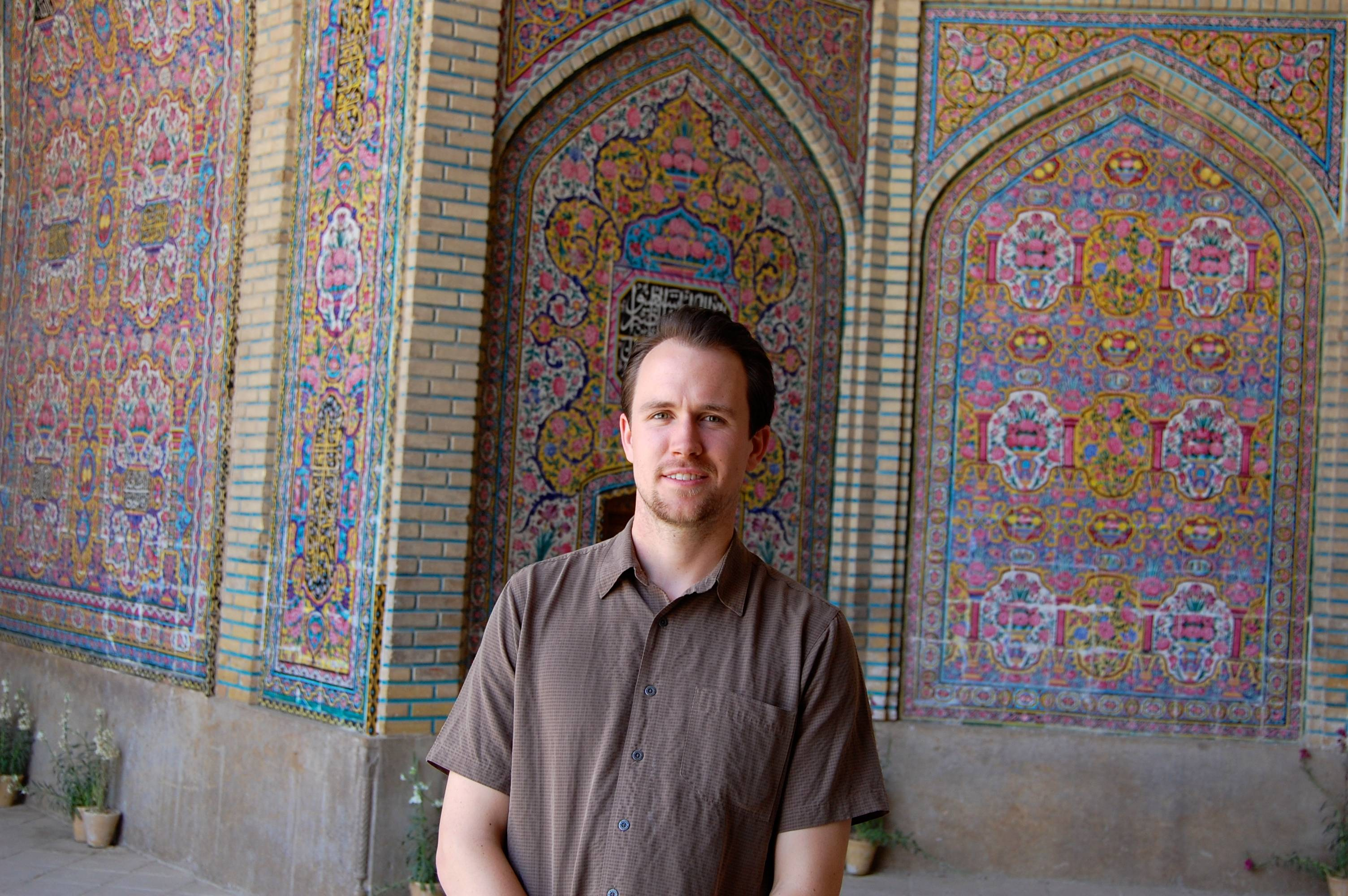 Reed Summers in Iran